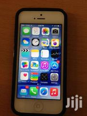 iPhone 5 U.K. Used With Faulty Earpiece 180k | Mobile Phones for sale in Central Region, Kampala