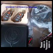 Car Alarm Secure System To Your Car   Vehicle Parts & Accessories for sale in Central Region, Kampala
