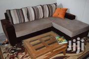 IKEA L-shaped Seat Plus Glass Centre Piece | Furniture for sale in Central Region, Kampala