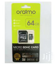 Oraimo SD Card 64GB | Mobile Phones for sale in Central Region, Kampala