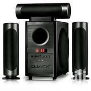 Djack Home Speaker System | TV & DVD Equipment for sale in Central Region, Kampala