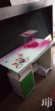 Glass And Wooden Reading Table | Furniture for sale in Central Region, Kampala