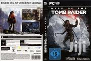 Rise Of The Tombraider *Pc Game* | Video Game Consoles for sale in Central Region, Kampala