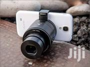 Used Sony DSC-QX1B Spy Wifi And NFC Attachable Style Lens Camera | Cameras, Video Cameras & Accessories for sale in Central Region, Kampala