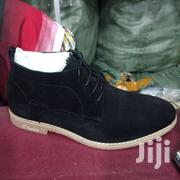 Clarks Black  Sued | Clothing for sale in Central Region, Kampala