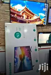 Brand New Hisense 55inches Smart UHD 4k | TV & DVD Equipment for sale in Central Region, Kampala