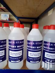 Selling Battery Water | Vehicle Parts & Accessories for sale in Central Region, Kampala
