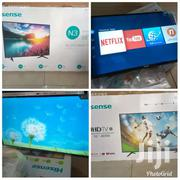 55 Inches Led Hisense Smart UHD | TV & DVD Equipment for sale in Central Region, Kampala