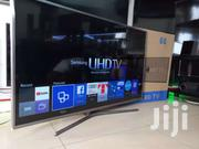 55inches Samsung Smart UHD 4K Tv | TV & DVD Equipment for sale in Central Region, Kampala