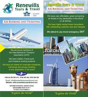 Air Booking Ticketing And International Holiday Services Worldwide | Travel Agents & Tours for sale in Central Region, Kampala
