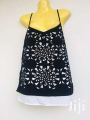 Beautiful Black And White Top | Clothing for sale in Central Region, Kampala