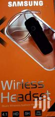 Wireless Headset | Clothing Accessories for sale in Kampala, Central Region, Uganda