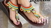 African Craft Beads Maasai Sandals | Clothing for sale in Eastern Region, Mbale