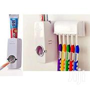 Toothbrush Holder And Paste Dispenser | Home Accessories for sale in Central Region, Kampala