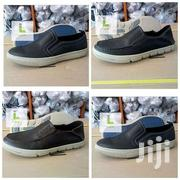 Ecco Casual Shoes For Men Pure Leather And Rubber Original | Clothing for sale in Central Region, Kampala