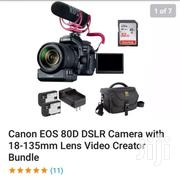 Brand New Canon 80D   Cameras, Video Cameras & Accessories for sale in Central Region, Kampala
