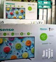 New 43' Hisense Smart Flat Screen TV | TV & DVD Equipment for sale in Central Region, Kampala