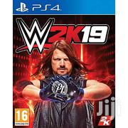GAME WWE 2K19 PS4 | Video Games for sale in Central Region, Kampala