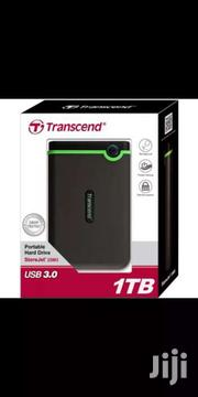 Transcend External Hard Drive 1TB   Cameras, Video Cameras & Accessories for sale in Central Region, Kampala