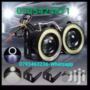 Angel White Sport Lights On Best Offer | Vehicle Parts & Accessories for sale in Central Region, Kampala