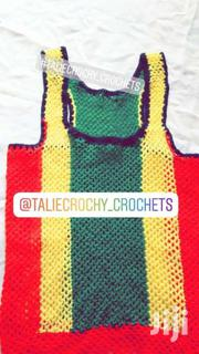 Crochet Mesh Vest | Clothing for sale in Central Region, Kampala