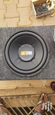 JBL CAR WOOFERS(1200W) | Vehicle Parts & Accessories for sale in Central Region, Kampala