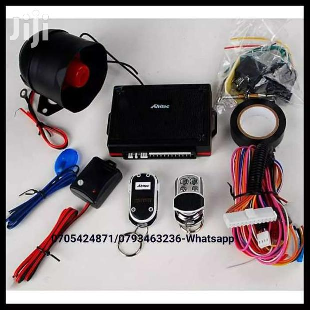 Car Alarm Have Security On Your Car