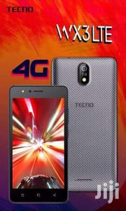Plain Tecno Wx3 Lte Accredited Smartphone | Mobile Phones for sale in Central Region, Kampala