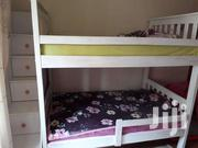 A Kids Double Decker Bed Of 4*6 Mattresses At 1.4m | Furniture for sale in Central Region, Kampala