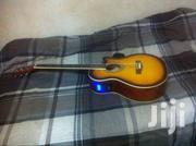 Reddish Brown Yamaha 4010 Acoustic Guitar (Mini Equaliser, Plug) | Musical Instruments for sale in Central Region, Kampala