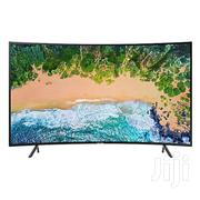Samsung Curved 55 Inches Smart UHD TV | TV & DVD Equipment for sale in Central Region, Kampala