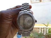 Original Rolex Silver Watch. | Watches for sale in Central Region, Kampala