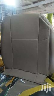PLAIN CREAM SEAT COVERS | Vehicle Parts & Accessories for sale in Central Region, Kampala