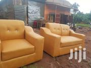 Available Synthetic Leather Sofa   Furniture for sale in Central Region, Kampala