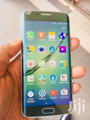 Samsung Galaxy S6 Egde Slightly Cracked | Mobile Phones for sale in Central Region, Kampala