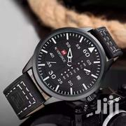 Leather Strapped Watch | Watches for sale in Central Region, Kampala