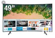 Samsung 49inches Curved SUHD 4k | TV & DVD Equipment for sale in Central Region, Kampala