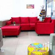 Simple L Sofa Order Now | Furniture for sale in Central Region, Kampala