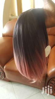 Ombre Pink Synthetic Wig | Makeup for sale in Central Region, Kampala