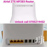 Airtel ZTE MF283 Router Unlock | Clothing Accessories for sale in Central Region, Kampala
