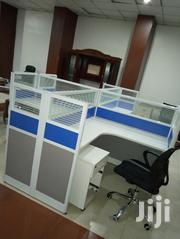 4 Seater Workstation with Lockable Drawers | Furniture for sale in Central Region, Kampala