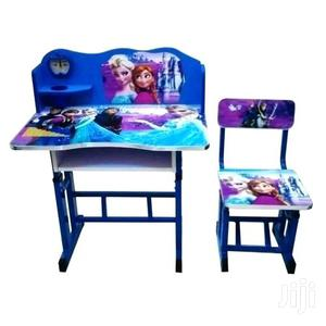 Reading Table For Kids (Cinderella)