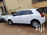Toyota Allex 2001 White   Cars for sale in Central Region, Kampala