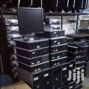 HP Full Set Desktop 17 Inches 160Gb Hdd Core 2 2Gb Ram | Computer Monitors for sale in Central Region, Kampala