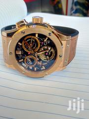 Hublot Men's Automatic Movement Designer Watch | Watches for sale in Central Region, Kampala