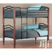 Bunker Bed With Wood Stands | Furniture for sale in Central Region, Kampala