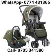 2in1 High Land Scape Baby Stroller | Prams & Strollers for sale in Central Region, Kampala