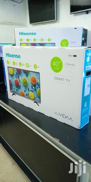 Hisense Led Smart Full Hd Slim Digital Satelite Flat Tv 40 Inches | TV & DVD Equipment for sale in Central Region, Kampala