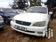Toyota Altezza 2004 White   Cars for sale in Central Region, Kampala