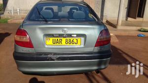 Toyota Avensis 2002 2.0 D Verso Green